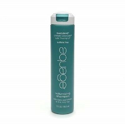 Aquage Sea Extend Ultimate Color Care With Thermal-V Volumizing Shampoo 10 Oz.