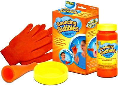 Bouncing Bubbles Activity Complete Kit Catch, Pass & Bounce As Seen on TV