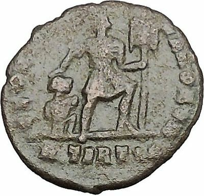 Valentinian I Rome mint R.TERTIA Possibly Unpublished Ancient Roman Coin i50811
