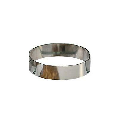 American Metalcraft - HB597 - 6 in Round Hash Brown Ring