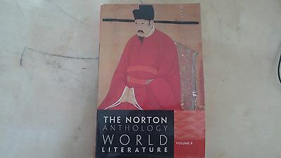 The Norton Anthology of World Literature (2012, Paperback)