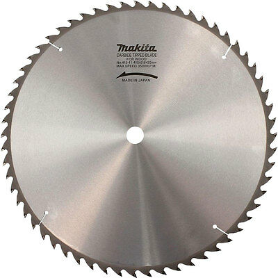 "16-5/16"" x 60T Carbide Circular Saw Blade Makita 792118-8 New"