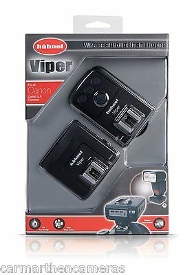 Hahnel Viper Wireless Group Flash Trigger for Canon
