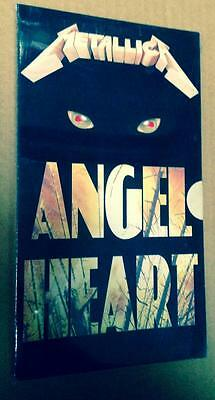 METALLICA - ANGEL HEART - 2 CD LONGBOX DIGIPACK - SEALED - Mint!!!!!!!!