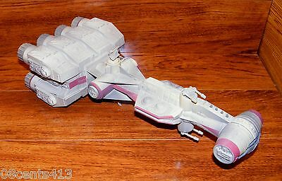 Star Wars Princess Leia's Tantive IV Starship Rebel Blockade Runner Toy **READ**