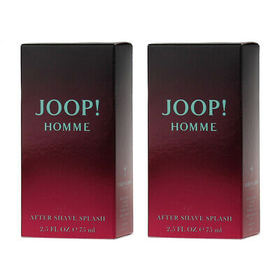 Joop! Homme Aftershave - 75ml - 2x