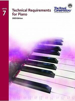 RCM Technical Requirements for Piano 7 2015 Edition