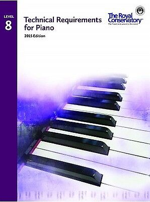 RCM Technical Requirements for Piano 8 2015 Edition