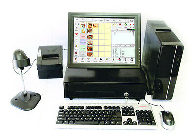Point of Sale System, Restaurant, Cafe  POS software, Table Service All you need