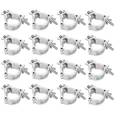 (Lot of 16) Load 100kg O Clamp Hook Mount for Disco Stage DJ Par Lighting Cans