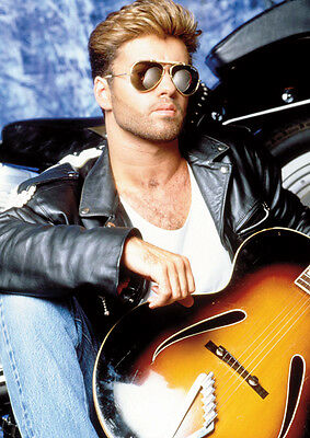 George Michael Cool Shades Poster