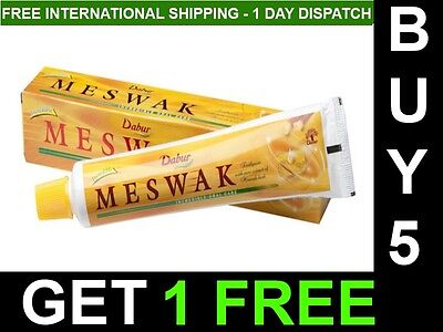 Dabur Meswak Toothpaste | 200g | Direct From India