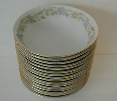 Set 16 COLONIAL AUTUMN Fine China Of Japan NN 172 SOUP CEREAL BOWLS We Have MORE