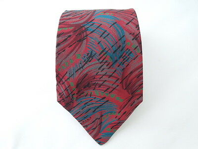 Pura Seta Silk Tie Seta Cravatta Made In Italy  7502