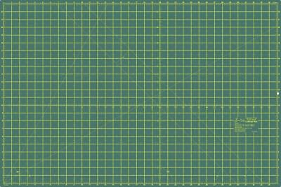 "Sew Easy Premium Quality Double Sided Cutting Mat 36"" x 24"" and 900 x 600mm"