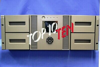 HP 413509-002 MSL4048 Tape Library Chassis 48 slots