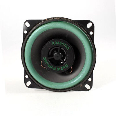 """Magnetic Base Dual Cone Mounting Car Auto Sound Audio Speaker 4"""" Dia KL"""