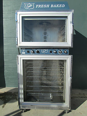 Baking Oven / Convection Oven / Proofer -Sub Buns-  Duke Baking Center
