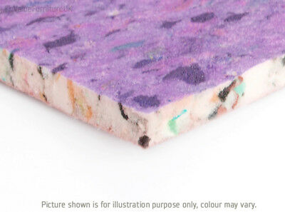 Brand New! Premium Quality Foam PU 12mm Thick Carpet Underlay in Various Sizes