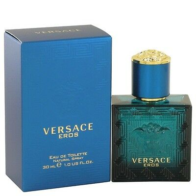 Versace Eros 30Ml Eau De Toilette Spray Brand New And Sealed *
