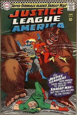 Justice League Of America #45 - FN