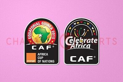 Africa Cup of Nations & Celebrate Africa CAF 2015 Soccer Patch / Badge