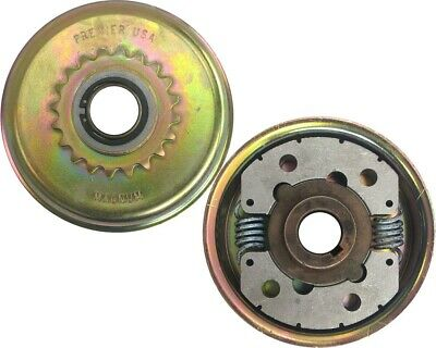 "Magnum 20t 219 Centrifugal Racing Clutch 3/4"" (19.05mm) x 2 UK KART STORE"