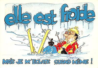 88-Neige Humour-N°154-A/0359