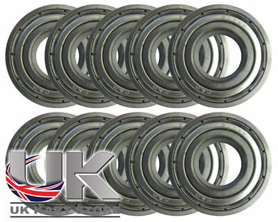 Wheel Bearings 17mm x 35mm 6003zz Pack of 10 Go Kart Karting Race Racing