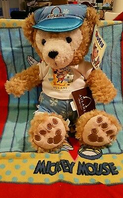Nwt Disney Duffy Exclusive From Hawaii Aulani Resort ♡Free Shipping♡