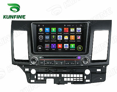 Quad Core Android 5.1 Car Stereo DVD Player GPS Navi for Mitsubishi LANCER 06-12