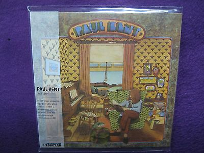 PAUL KENT / SAME SELF TITLE S.T ST MINI LP CD NEW SEALED Jerry Boys, Andy Robert