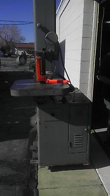 Grob Bros. NS-18 Band Saw Welder