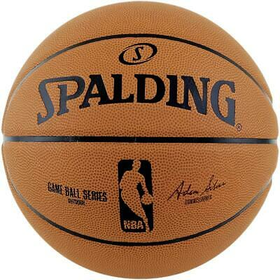 Spalding Basketball NBA Gameball Replica Out, Sz.7,(83-044Z) 7