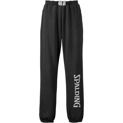 Spalding Team Long Pants Basketball Hose Trainingshose schwarz Sweatpants