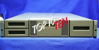 HP 407351-001 MSL2024 LTO Tape Library Chassis 24 slots