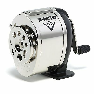 X-Acto Model KS Table- or Wall-Mount Pencil Sharpener (1031), Free Shipping, New