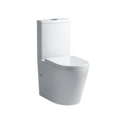 Toilet Suite New WELS Back to Wall AAA Ceramic,soft closing seat,S P trap
