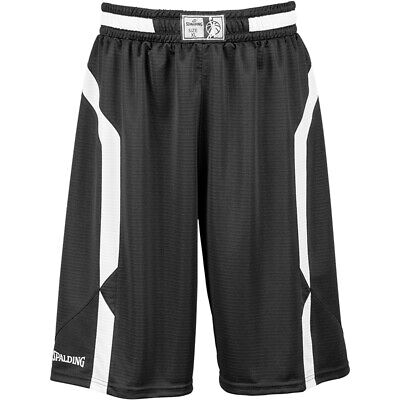 Spalding Offense Shorts Basketballhose Basketball Short Damen Hose schwarz