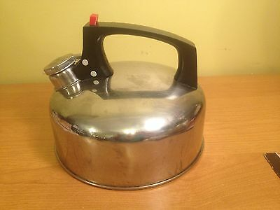 Tea Kettle Stainless Steel Stove Camping Boil Water Teapot Break/Chip Resistant