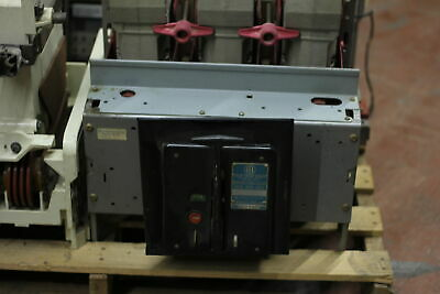 ITE type KFP-1600 amp air circuit breaker LI low voltage 600v 1 yr warranty