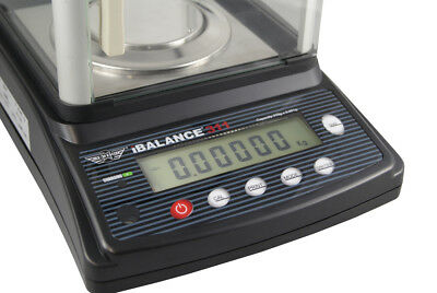 MyWeigh ibalance 311 - 310g / 0,001g Präzisionswaage Laborwaage Goldwaage scale