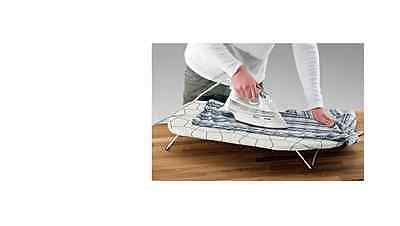 Ikea MINI IRON IRONING BOARD PORTABLE TABLE TOP CLOTHES JALL-NEW