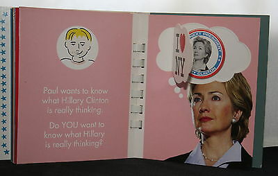 Pat The Politician - A Political Pull and Poke Parody Book