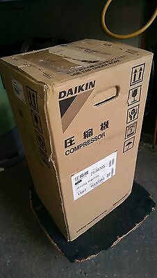 Daikin Compressor JT125G, Part No: 2179205,  NEW