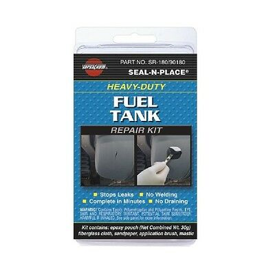 VersaChem HEAVY DUTY  Fuel Tank Repair Kit Petrol & Diesel Leak Fix Seal n Place