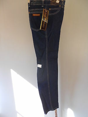Nos 1970s 80s Vintage DeadStock Sergio Valente Disco Blue Jeans Rockabilly Youth