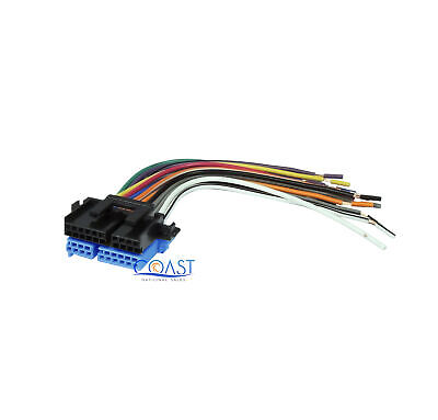 CHEVY BUICK CADILLAC 88UP Radio Wiring Harness Aftermarket Stereo