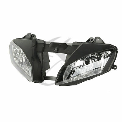 Front Headlight Light Lamp Assembly Fit Yamaha YZF-R6 YZFR6 YZF R6 2006-2007
