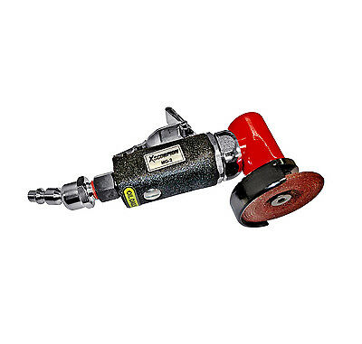 """Durable 2"""" Mini Angle Grinder Air Tool with 3/8-Inch Hose MG-2"""